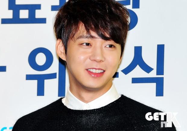 Mira a Park Yoochun! Él es lo más guapo que nunca ha sido visto!
